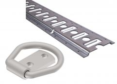 Fastening anchor for load securing