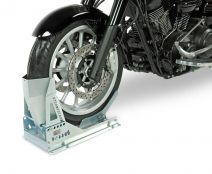 Motorcycle fixation protection
