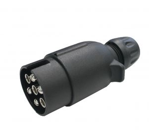 7-pole connector - 406841.001 - Plugs/sockets